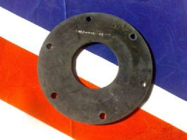 CLANSMAN RADIO RACAL ARIEL MOUNT RUBBER BASE PLATE